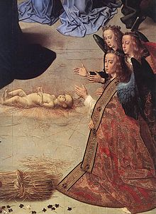 Hugo van der Goes - The Adoration of the Shepherds (detail) - WGA9705.jpg