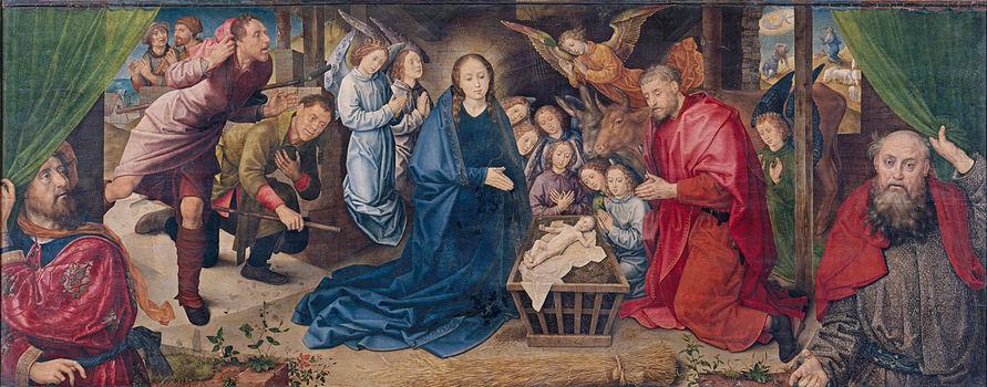 Hugo van der Goes - The Adoration of the Shepherds - Google Art Project.jpg