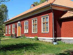 Hullaryds tinghus, tinghuse i Nordlig Træbo herreder 1799-1910
