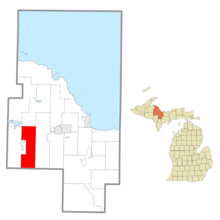 Humboldt Township, Michigan Civil township in Michigan, United States