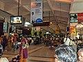 Hyderabad bus terminus MGBS corridor.JPG