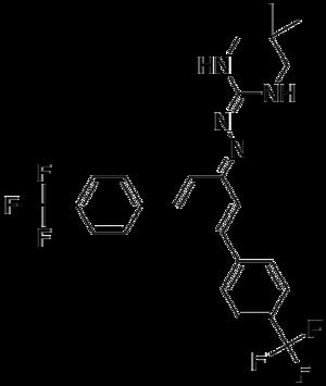 Hydramethylnon - Image: Hydramethylnon