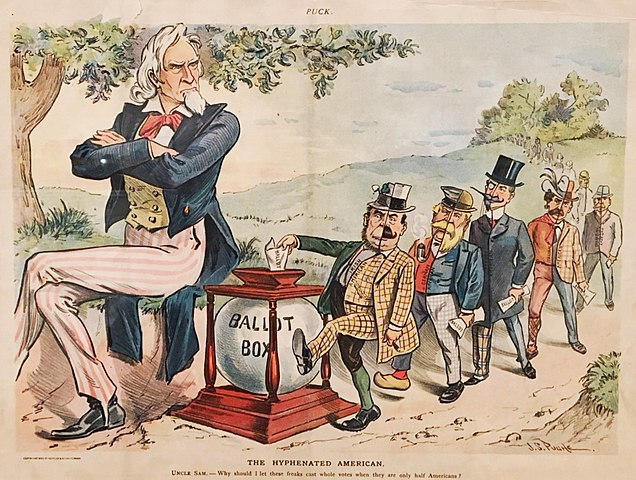636px-Hyphenated_Americans_Voting_Cartoon_1899.jpg (636×480)
