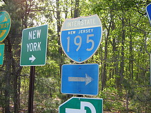 Interstate 195 (New Jersey)