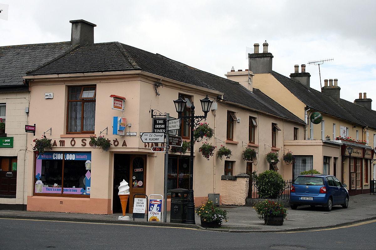 Freshford, County Kilkenny - Wikipedia