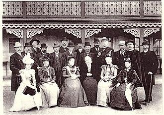International Peace Bureau - International Peace Bureau (IPB) council meeting at Bern, 1899