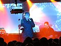 """IQ played their """"traditional"""" Christmas gig to a capacity crowds at The Garage in Highbury 45.jpg"""