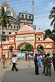ISKCON Campus Main Gate - Bhaktisiddhanta Saraswati Marg - Mayapur - Nadia 2017-08-15 2166.JPG