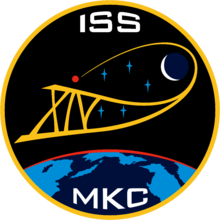 Description de l'image  ISS Expedition 14 patch.png.