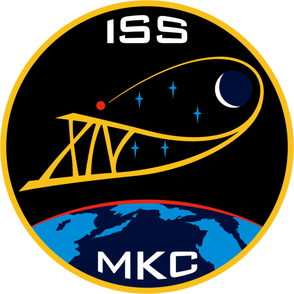 Fil:ISS Expedition 14 patch.png