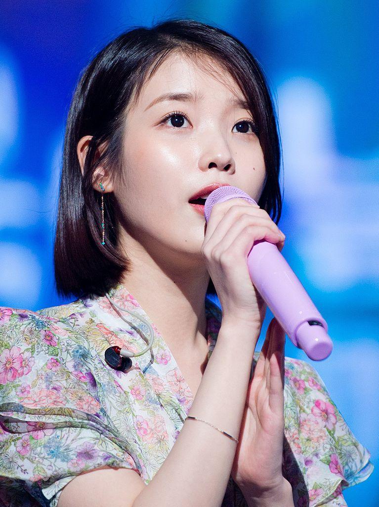"""File:IU on """"Yoo Hee-yeol's Sketchbook"""", 25 April 2017 05"""