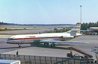 Iberia Airlines Flight 602 aviation accident