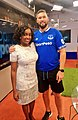 Idah with British professional boxer Tony Bellew.jpg