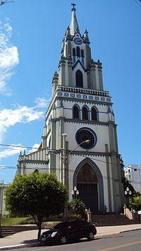 Igreja Católica de Orleans 09-02-2014.jpg