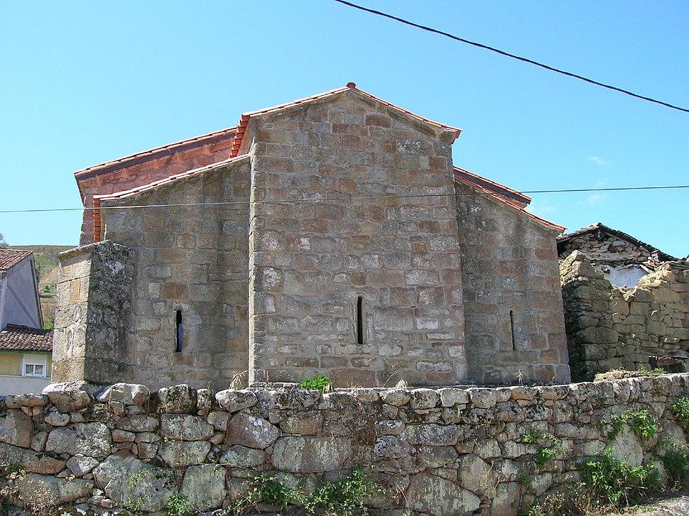 Igrexa prerrománica de Santa María de Mixós - Monterrei - Ourense