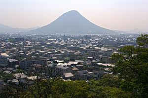 Marugame, Kagawa - Sanuki Fuji