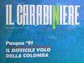 Il Carabiniere-testata marzo 1991.png