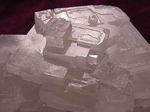 Halide minerals - Halite