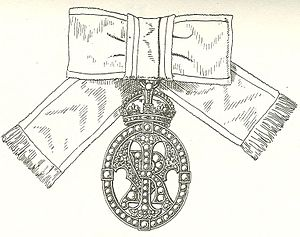 Order of the Crown of India - Image: Imperial Order of the Crown of India
