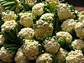 India - Koyambedu Market - Cauliflower 01 (3986199101).jpg