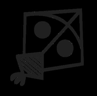 Kalyan-Dombivli Municipal Corporation - Image: Indian Election Symbol Kite
