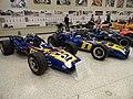 Indianapolis Motor Speedway Museum in 2017 - Racecars 04.jpg