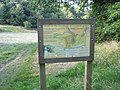 Information board at Rectory Wood - geograph.org.uk - 1448988.jpg