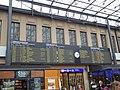 Information displays at Helsinki Central railway station 01.jpg