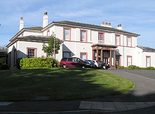 Moor Row village in United Kingdom