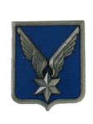 French Army Light Aviation - Image: Insigne de l'ALAT