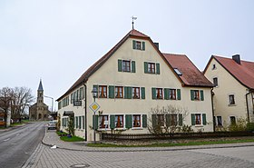 Insingen, Lohr, Rothenburger Straße 10, 002.jpg