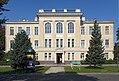 Instytut Weterynarii - budynek glowny (2011) - Grochowska 272 (2).JPG