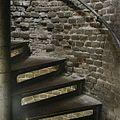 Interieur, ijzeren wenteltrap in traptoren - Dordrecht - 20390223 - RCE.jpg