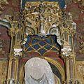 Interieur Arkelkapel, retabel, detail beeldhouwwerk - Utrecht - 20352102 - RCE.jpg