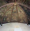 Interieur koor, gewelfschilderingen, overzicht vak 1, 2 en 3 met gedeelte van vak 4 en 5, na restauratie - Warmenhuizen - 20356225 - RCE.jpg