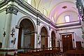 Interior de l'església de sant Francesc , el Ràfol d'Almúnia.JPG