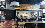 Interior of Oulu Airport Terminal 20150714.jpg