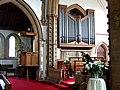 Interior of the Church of St Matthew, Skegness - geograph.org.uk - 822519.jpg