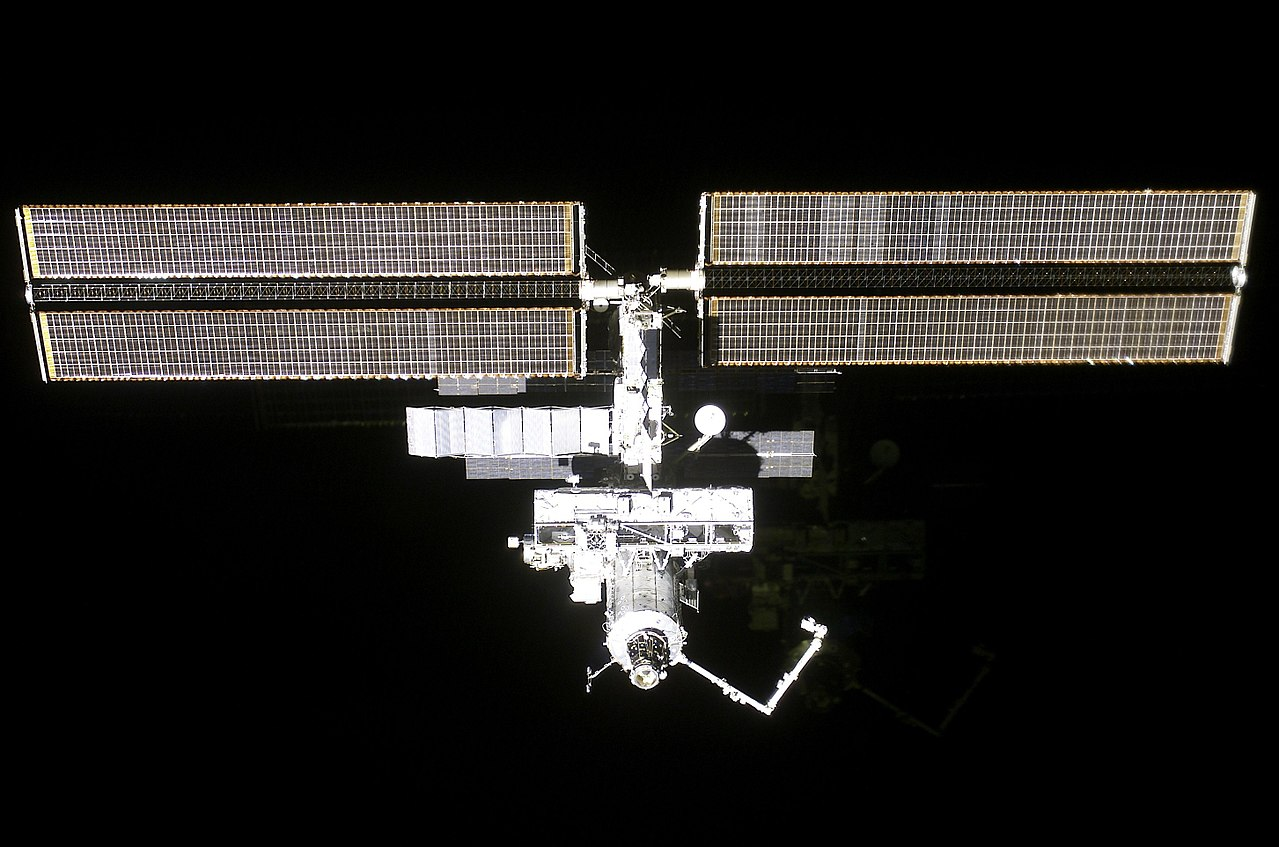 iss space station size - photo #5