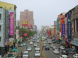 Intersection of Dungmen & Chongsyue Road.jpg