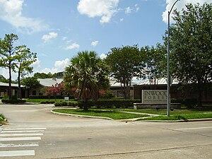 Inwood Forest, Houston - Image: Inwood Forest Golf Countrt Club Houston TX