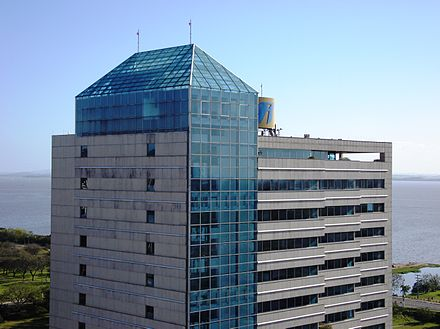 Ipiranga Headquarters In Porto Alegre