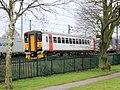 Ipswich Upper Yard - Greater Anglia 153335 down main ecs.jpg