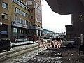 Irkutsk. February 2013. Barguzin, regional court, bus stop Volga, Diagnostic Center. - panoramio (28).jpg