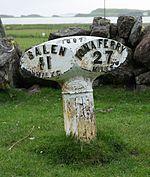 Isle of Mull milestone.jpg