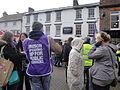 Isle of Wight public sector pensions strike in November 2011 12.JPG