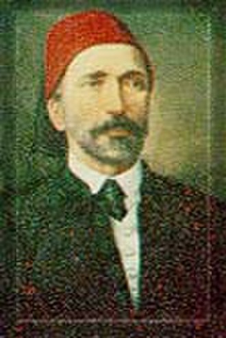 Greeks in Egypt - Raghib Pasha (ca. 1819–1884) was a Greek convert to Islam who served as Prime Minister of Egypt.
