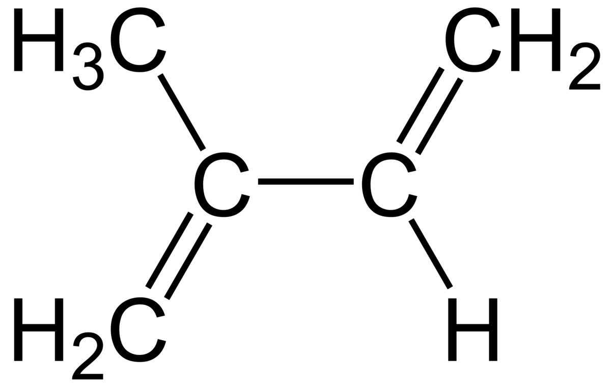 Isopreno - Wikipedia, la enciclopedia libre