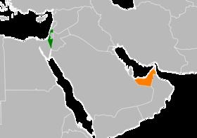 الاتفاق الإماراتي الإسرائيلي ويكيبيديا