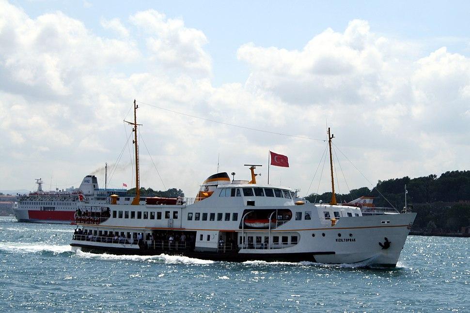Istamboul - Kiziltropak